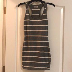Xs Garage razorback dress